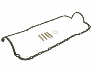 For 1987-1995 Ford Mustang Oil Pan Gasket Set Mahle 25665HN 1988 1989 1990 1991