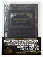3 - 7 Days | Dark Souls Design Works Hardcover Art Book from JP