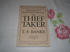 THE THIEF TAKER by T. F. BANKS    -ARC-    +JA+