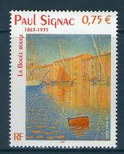 TIMBRE 3584 NEUF XX LUXE - PAUL SIGNAC - LA BOUEE ROUGE