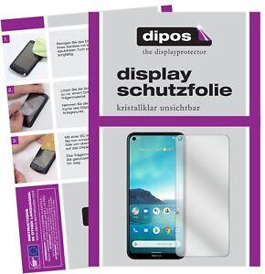 Pellicola Protettiva per Nokia 3.4 Protezione Schermo Claro Display dipos