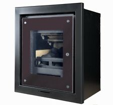 4.9kW Inset (Built-in) Multi Fuel Fireplace Stove Wood burning Log Burner Fire