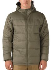 Vans WOODCREST MTE Boys Youth Zip Front Hoodie Jacket Medium Grape Leaf NEW