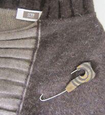 Ziernadel Sicherheitsnadel HORN + Metall Verschlussnadel Schmucknadel Nadel
