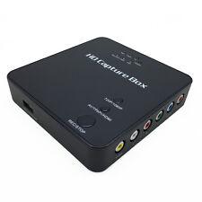 HDMI/Ypbpr/AV/CVBS HD Capture Video Recorder Box HDCP Decode F PS4 Xbox BL DH