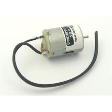 Medio Motor Eléctrico De 4,5 a 6 voltios suprimido y cableado