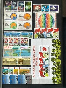 Singapore Mainly MM Selection With A Good Catalogue Value (1044)