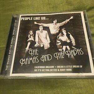 THE MAMAS AND THE PAPAS PEOPLE LIKE US CD ALBUM 2005 RARE