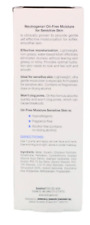 Neutrogena Oil Free Moisture Ultra-Gentle Facial Moisturizer Sensitive Skin 4flo