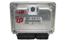 Calculateur Audi _038 906 019 FP / 0 281 010 729 / 28SA5353 _038 906 019 FP B...