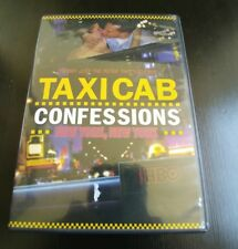 Taxicab Confessions: New York, New York Part 1 (DVD, 2007)