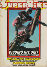 December Superbike Motorcycles Magazines