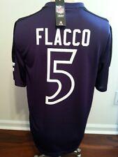 BALTIMORE RAVENS Joe Flacco #5 Adult Jersey Majestic Large New (L) Ravens NFL