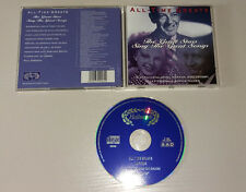 CD All Time Greats 23.Tracks 1995 Fred Astaire Bing Crosby Louis Armstrong..  39