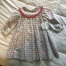 The Bailey Boys Girls Elephant Dress Size 18 Months NWT