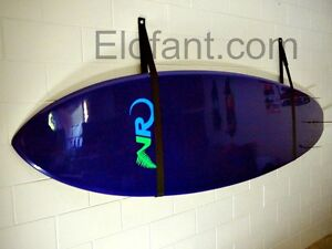 STAND UP PADDLE BOARD  SUP STORAGE RACK / STRAPS  HOLDS BOARD &  PADDLE