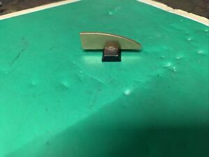 Brass Blade Sight For CVA Jukar Traditions Rifle or Pistol