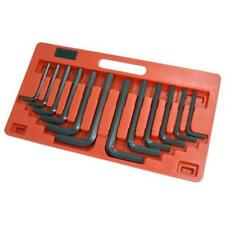 12 Pce Hex Key Wrench Set - Jumbo large sizes Metric 8-19 mm  Imperial 3/8-1/4 ""