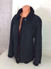 UTEX Microsuede Coat Fleece Lined Women's Large