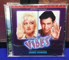 "James Horner ""VIBES"" score Varese Encore 2000-Ltd CD Cyndi Lauper"