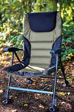 Fishing Chair - Long Legs Recliner Arm Chair, Lightweight, (HYC056) *FREE P&P*