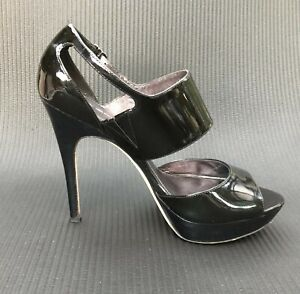 VINTAGE VIA SPIGA Patent leather shoes, designed in ITALY