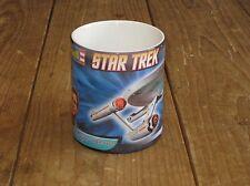 Revell Star Trek Enterprise Captain Kirk Box Art MUG