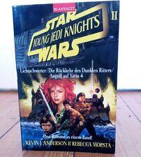 Star Wars Young Jedi Knights II 3Romane in einem Band!Lichtschwerter,Rückkehr...