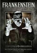 Frankenstein Complete Legacy Collecti - DVD Region 1