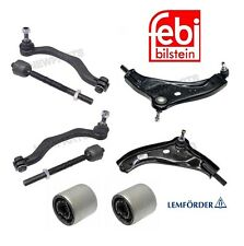 For Mini Cooper R56 Front Left and Right Control Arms & Tie Rod and Bushings KIT