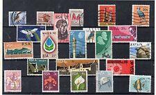 Sudáfrica Valores del año 1964-74 (DH-649)