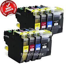 8 pack LC3029 XXL Ink Cartridge for Brother MFC-J6535dw J6935dw J5930dw J5830dw
