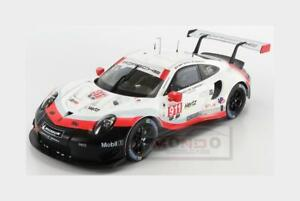 Porsche 911 991 Rsr #911 Daytona 2018 Makowieckie Pilet Tandy IXO 1:18 LEGT18001