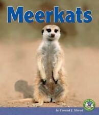 Meerkats (Early Bird Nature Books)