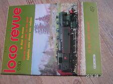 $$u Loco Revue N°419 BB 1 à 80  DEV-INOX  240 P Loco-Diffusion  Talgo Ibertren
