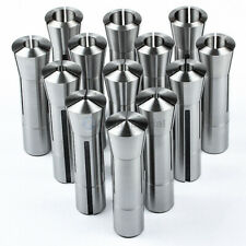 13 Pc R8 Collet Set 18 To 78 Fractional High Precision For Bridgeport
