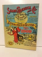Sears, Roebuck and Co. Consumer's Guide Fall 1909 Ventura Books 1979 paperback