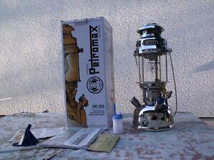 Petromax HK500 Chrom NEU in original Verpackung