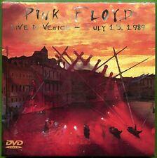 "PINK FLOYD : ""Live In Venice"" (RARE 2 CD + DVD)"