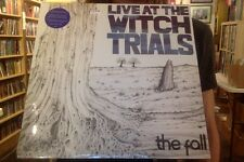 The Fall Live at the Witch Trials LP sealed vinyl RE reissue