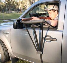 NEW Car Door Mounted Shooting Rest - Window Hunting Rifle Vehicle Gun Mount SALE