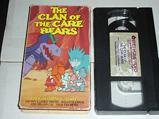 Care Bears, The - The Clan of the Care Bears (VHS, 1989) RARE, Fries Home Video