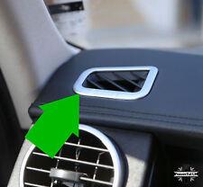 Interior dash vent trim Silver for Range Rover Sport 2010 chrome cover upgrade