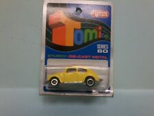 TOMICA NoF20 VOLKSWAGEN  on Blue card MADE FOR G.J COLES  MELBOURNE AUSTRALIA