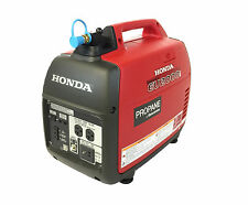 Honda Propane EU2000i Inverter Generator - WHISPER QUIET