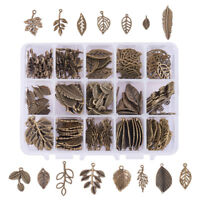 Tibetan Style Alloy Charms Findings Pendants Bead Charms for Jewelry DIY Making