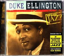 Duke Ellington -Ken Burns Jazz -The Definitive CD (TV Documentary Soundtrack)
