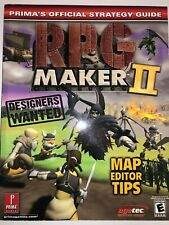 RPG Maker II Official Strategy Guide (Prima)