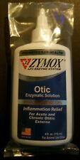 NEW Sealed ZYMOX Otic Ear Treatment w/ Hydrocortisone Dog Pet King Free Shipping