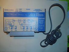 ATI M100-1 Microphone Preamp with Limiter, Low Cut, and Phase reverse
